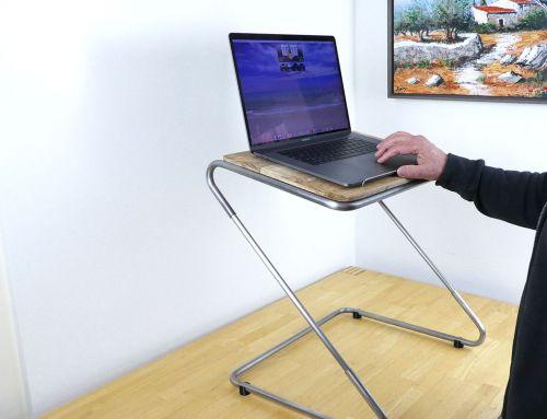 Vom Problem zur Lösung: wie das Tischpult entstand