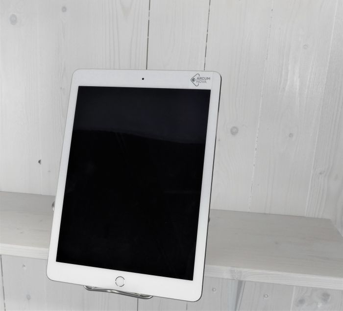 Tellerhalter mit iPad