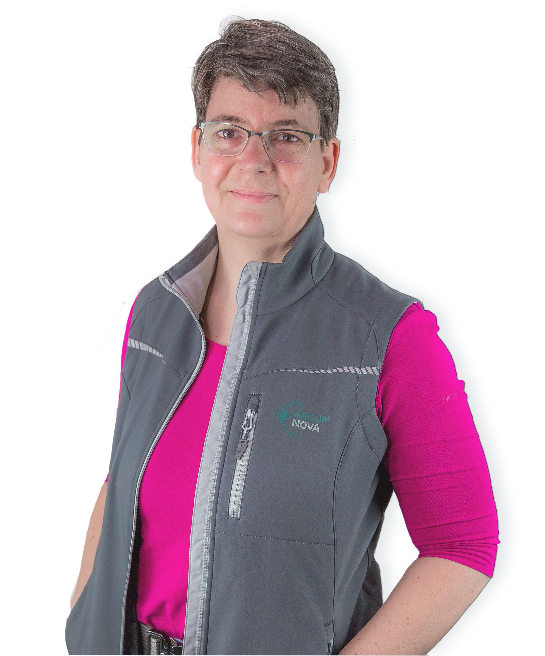 Michaela Mocke Gründerin von Arcum-Nova